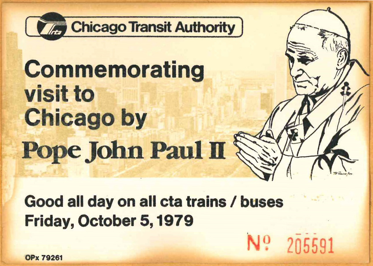 John Paul II Chicago Transit Authority